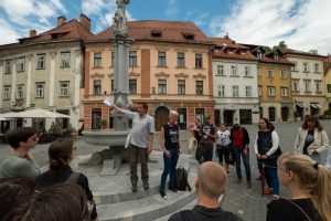 Alternative Tours Ljubljana, Alternative Ljubljana