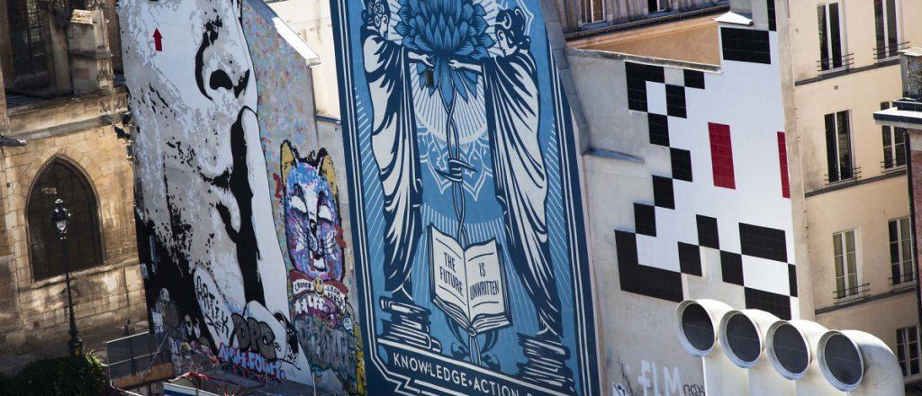 Invader Street Art Ljubljana